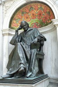 Hahnemann's memorial at Washington, D.C.