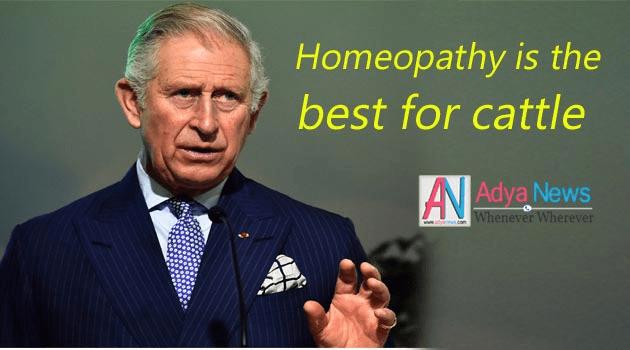 Prinz Charles und die Homöopathie (United Kingdom)