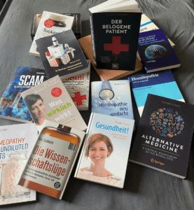 Books of INH Members